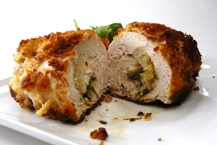 Chicken Kiev Los Gatos Foodie