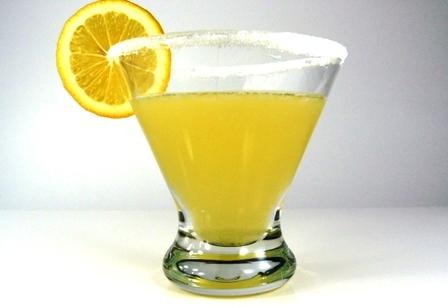 Cocktails | Lemon Drop Martini