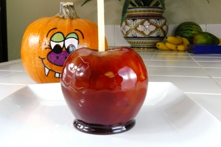 Red Wine Caramel Apples Recipes — Dishmaps