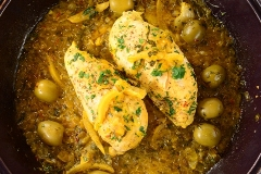 tagine of chicken